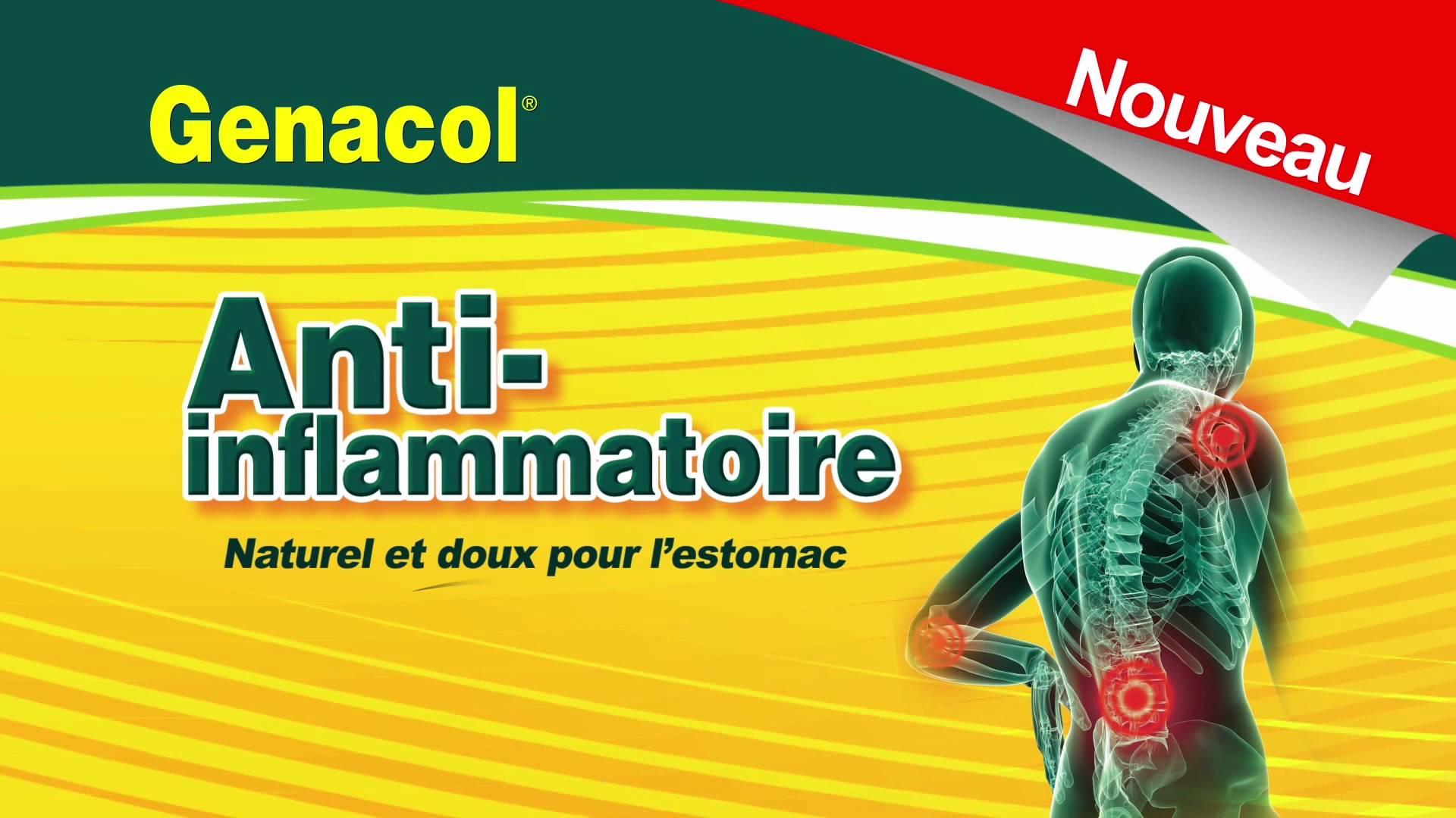 des anti inflammatoire