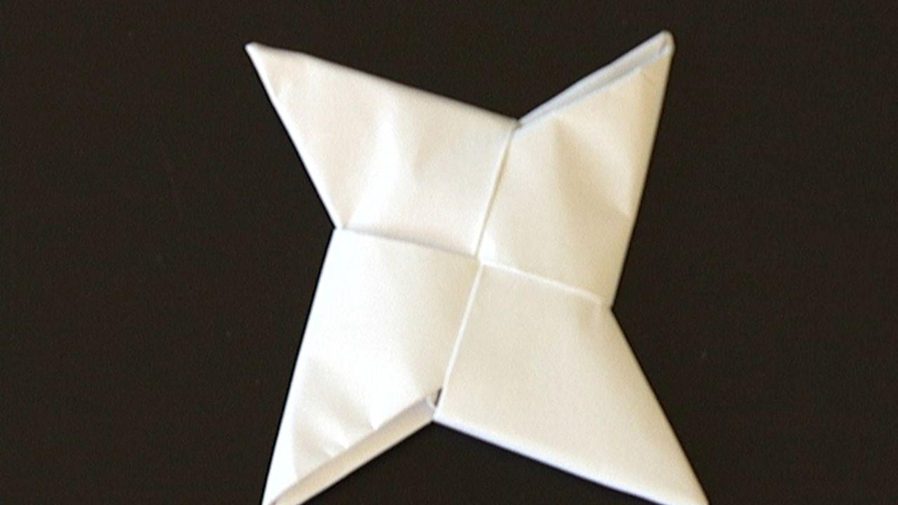 comment faire des origami en papier